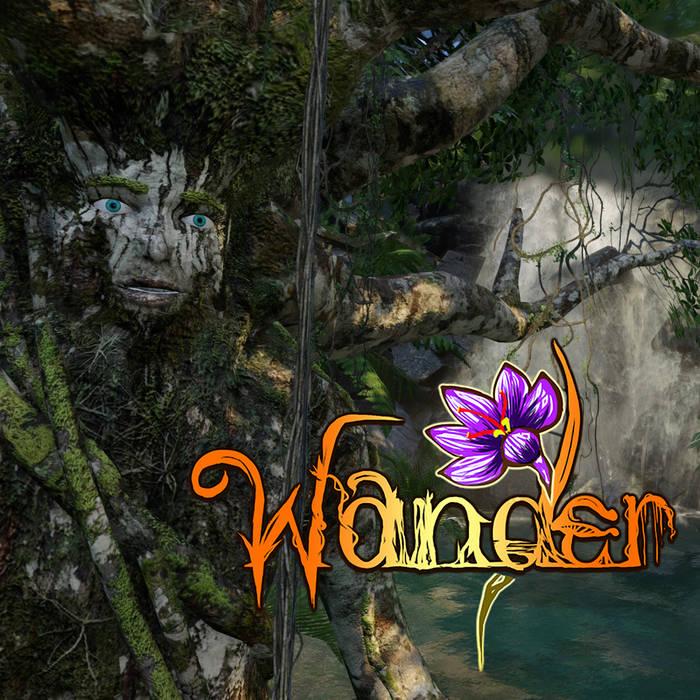 Wander (Original Game Soundtrack) cover art