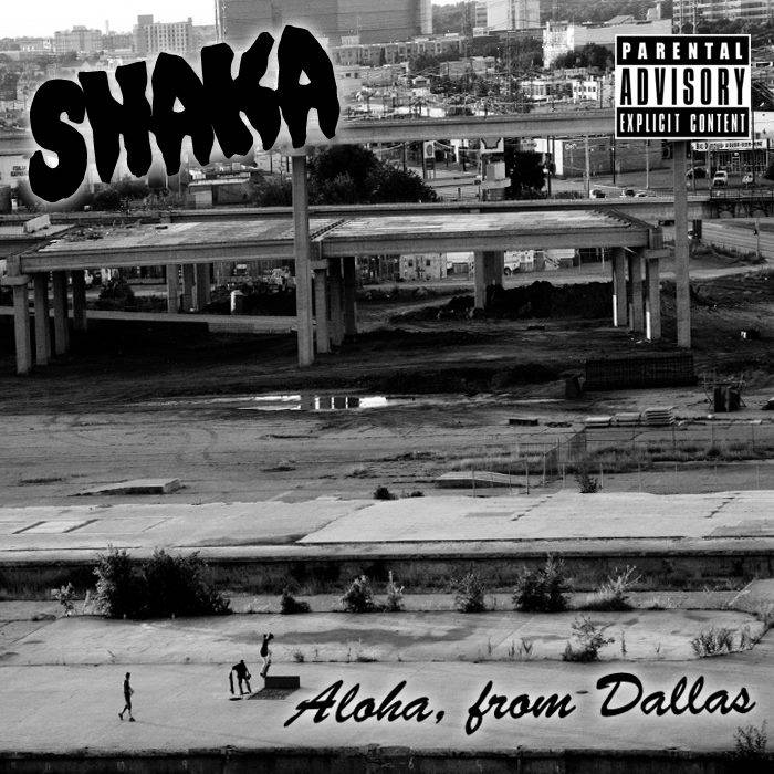 Aloha from Dallas cover art