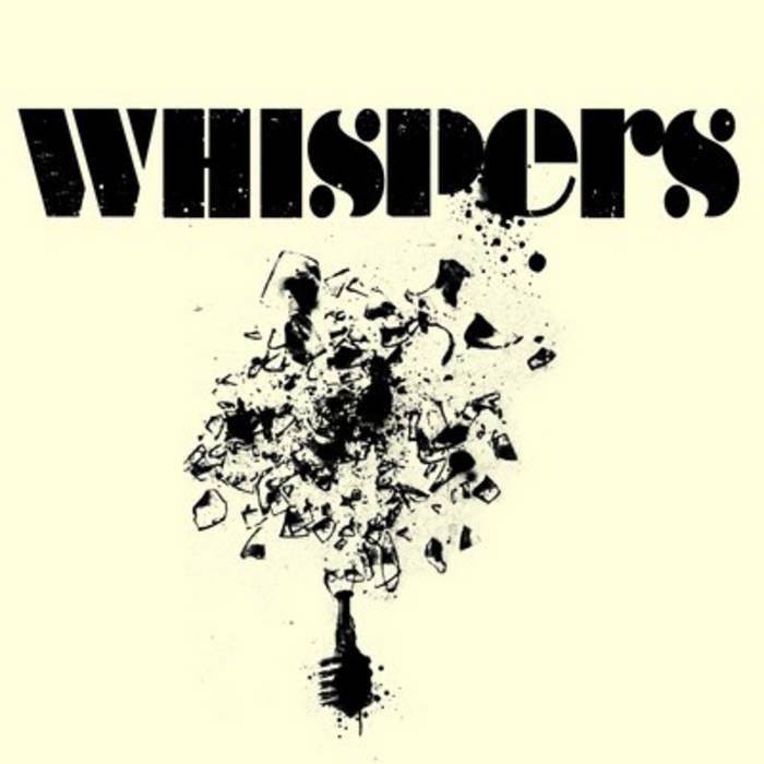 Whispers cover art