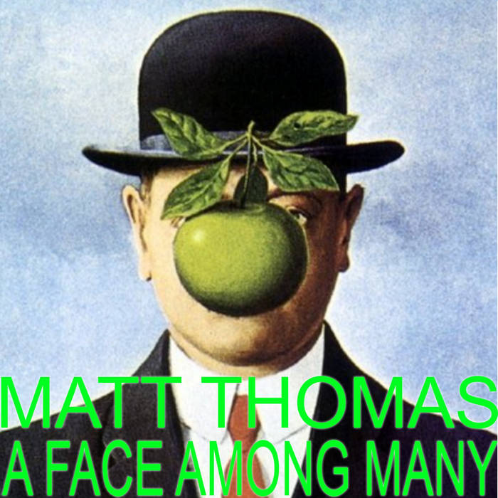 A Face Among Many cover art