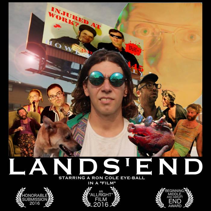 Lands'End Soundtrack cover art
