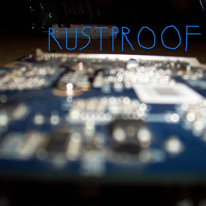 Rustproof cover art