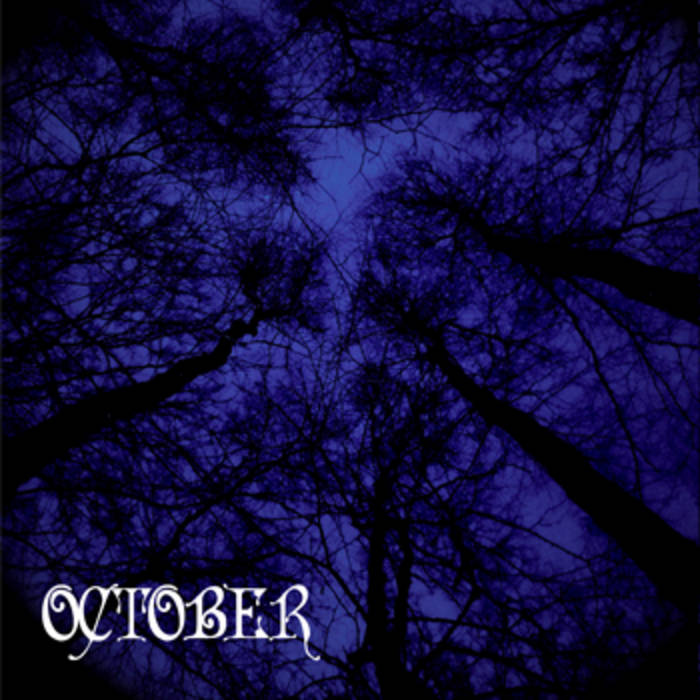 OCTOBER cover art