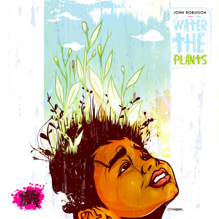 Water the Plants EP cover art