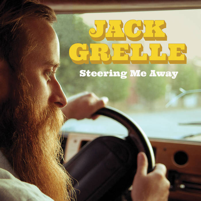 Steering Me Away cover art