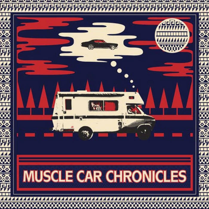 Muscle Car Chronicles cover art
