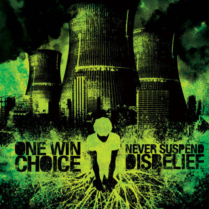 Never Suspend Disbelief cover art