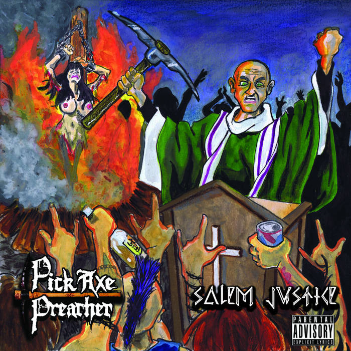 Salem Justice cover art