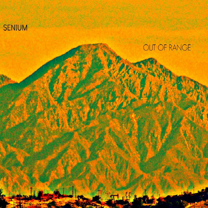 Out of Range cover art