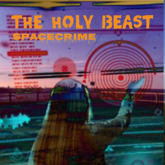 THE HOLY BEAST cover art