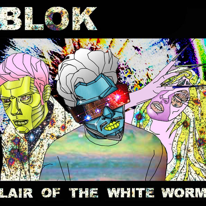 Lair of the White Worm (mixes) cover art