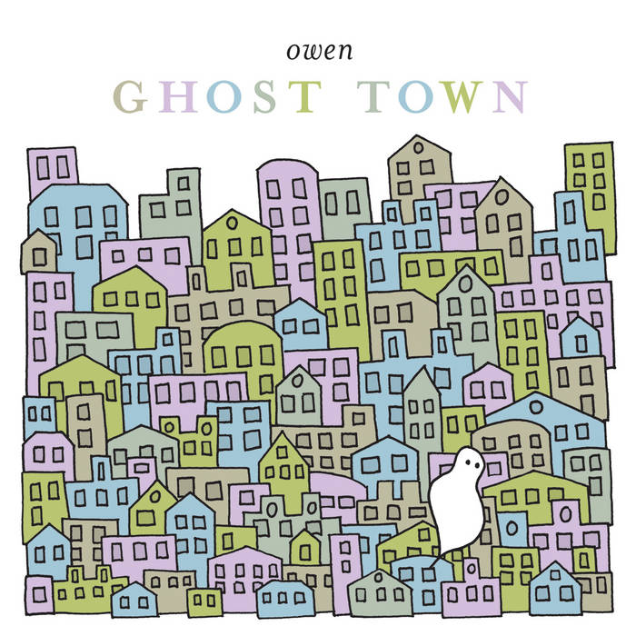 Ghost Town cover art