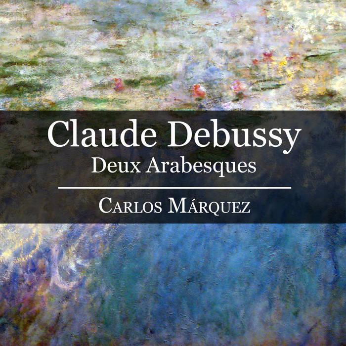Debussy: Deux Arabesques cover art