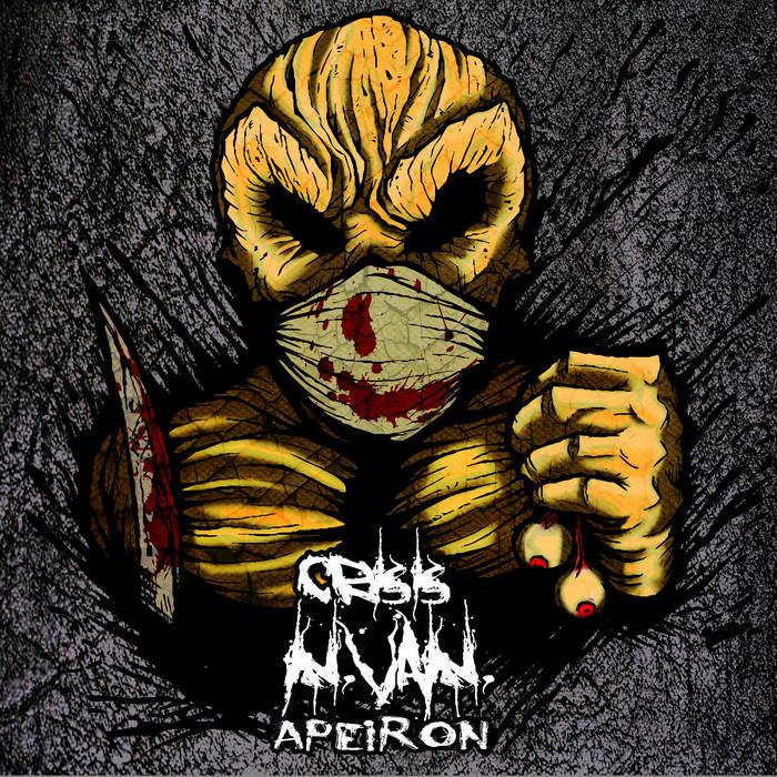 Apeiron EP cover art