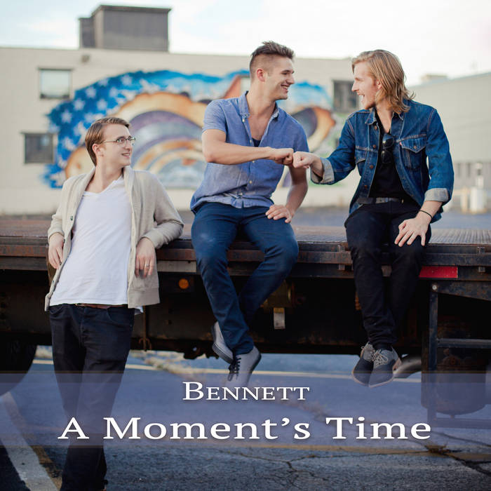 A Moment's Time cover art