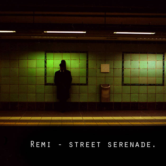 Street serenade cover art