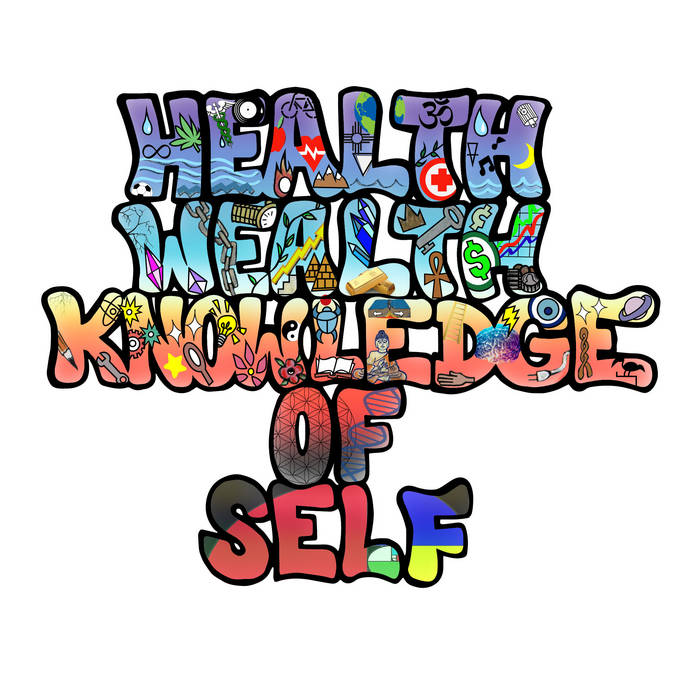 Health Wealth Knowledge of Self cover art