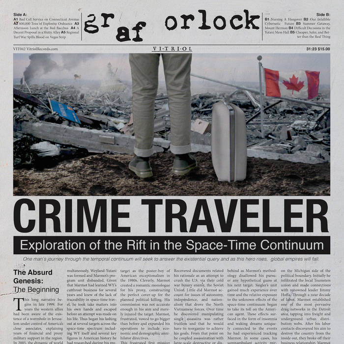 Crimetraveler cover art