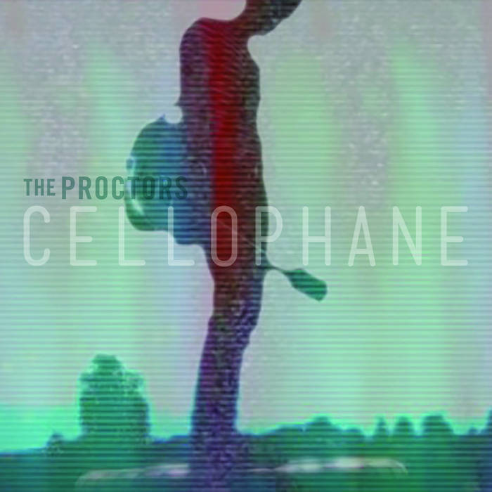 "Cellophane 7"" Limited Edition Single cover art"