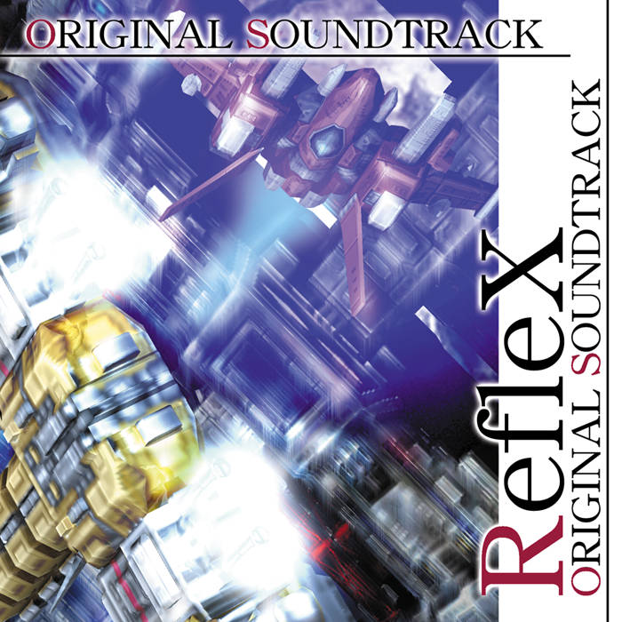 RefleX Original Soundtrack cover art