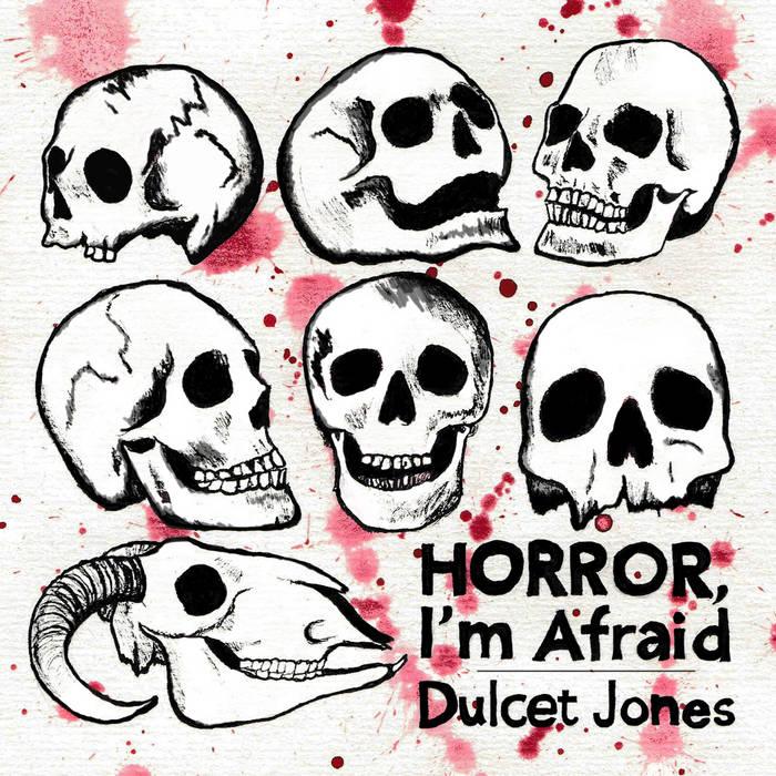 Horror, I'm Afraid cover art