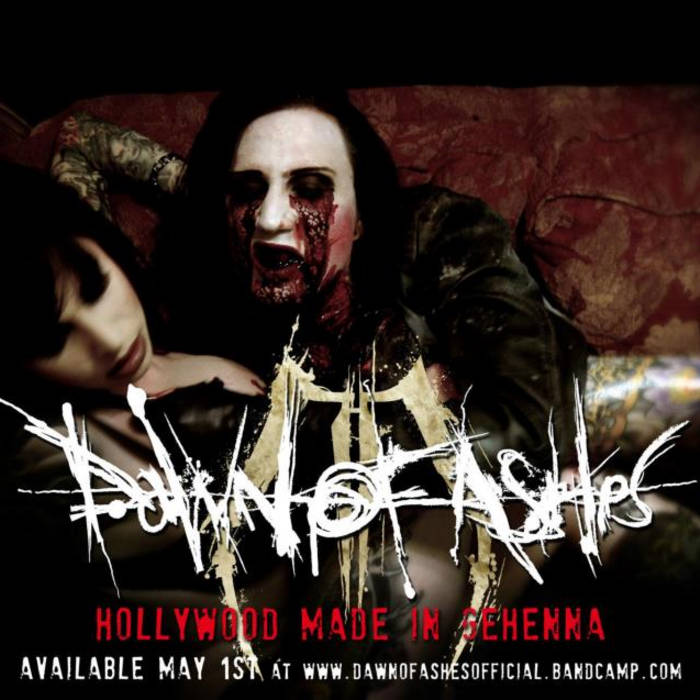 Hollywood Made In Gehenna (Parental Advisory) cover art