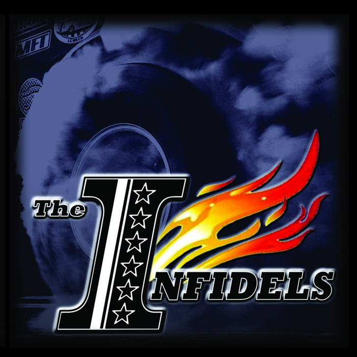 The INFIDELS cover art