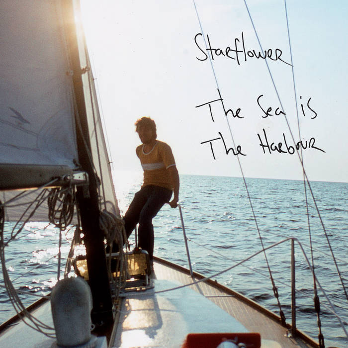 The Sea Is The Harbour cover art