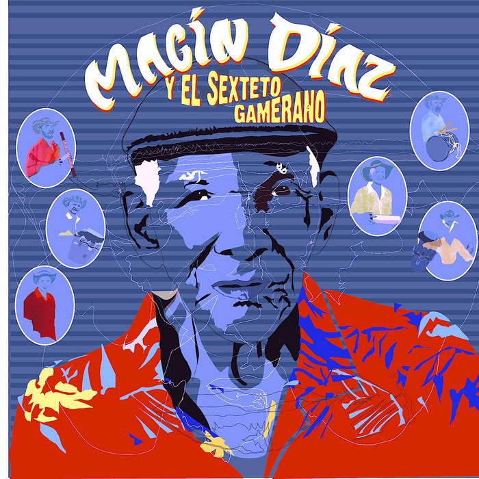Magin Díaz y el Sexteto Gamerano-Remixes CD 2. cover art