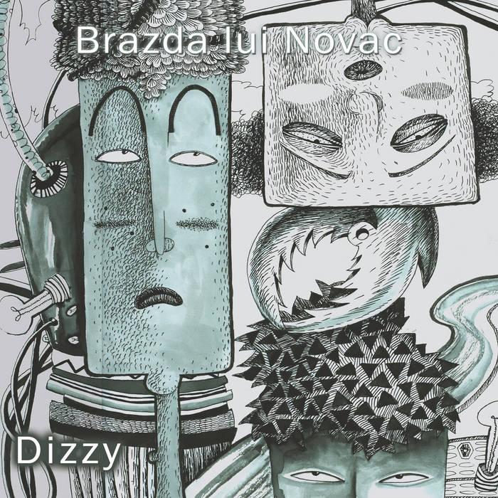 Dizzy cover art