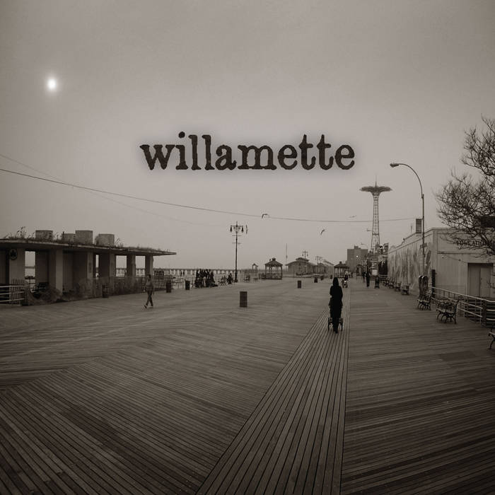 Willamette cover art