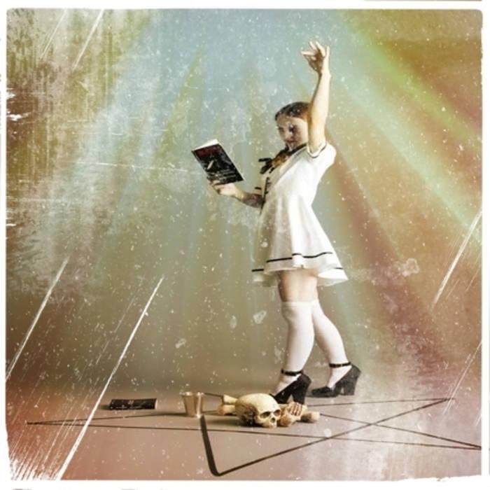 Elizabeth Veldon Is My Witch cover art