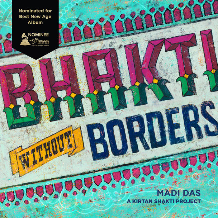 BHAKTI WITHOUT BORDERS cover art