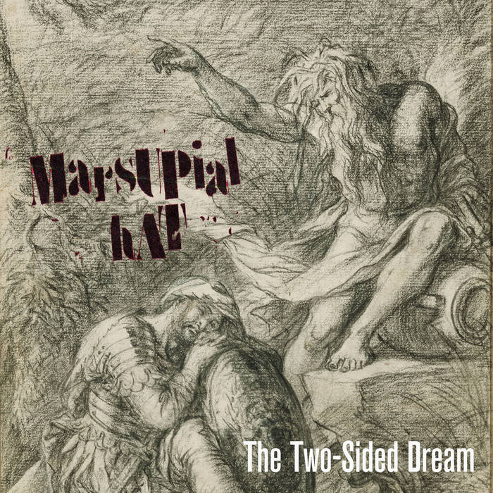The Two-Sided Dream (EP) cover art