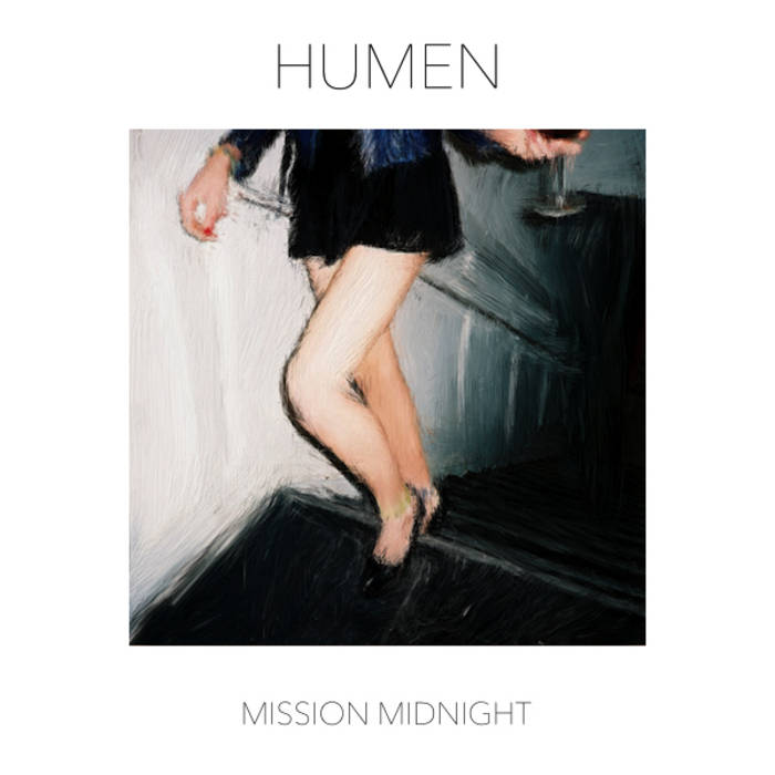 Mission Midnight EP cover art