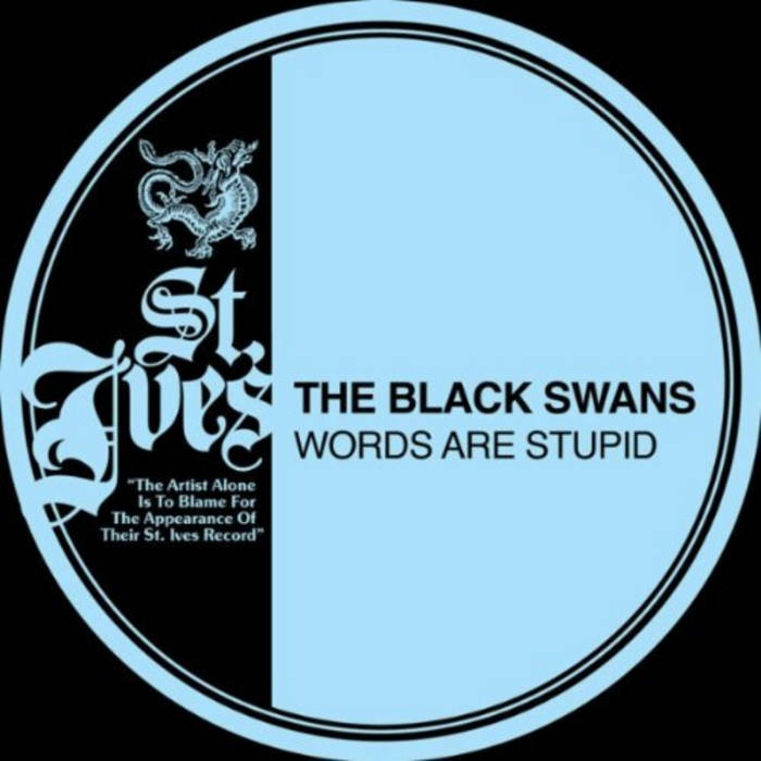 Words Are Stupid cover art