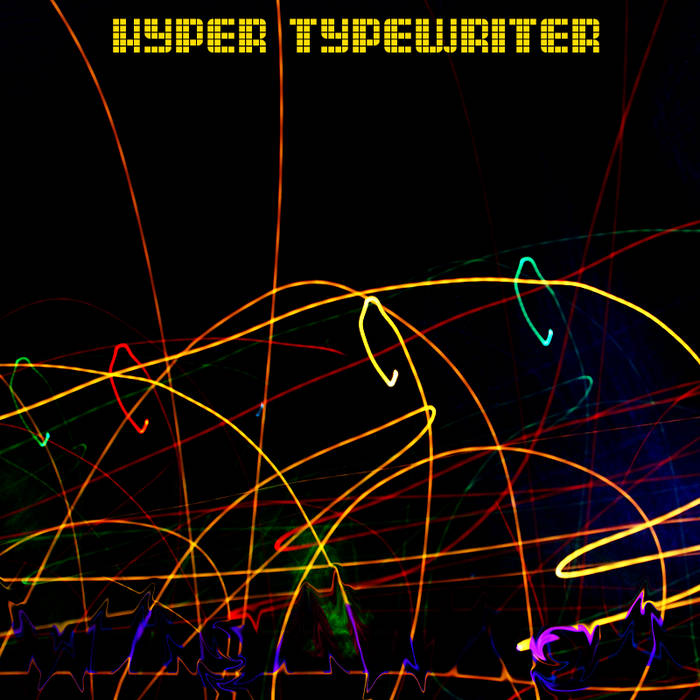 Hyper Typewriter cover art
