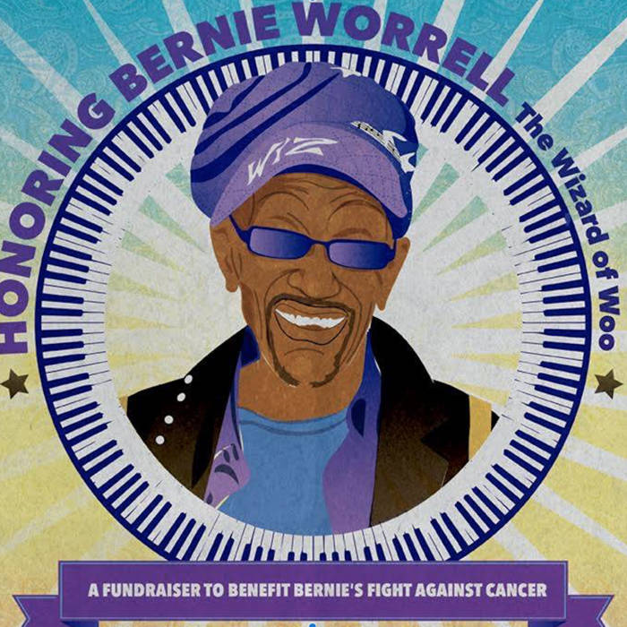 Feel The Bern (ft. Bernie Worrell) BENEFIT TRACK cover art