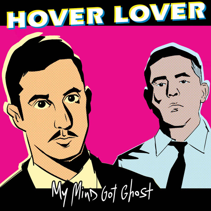 My Mind Got Ghost cover art