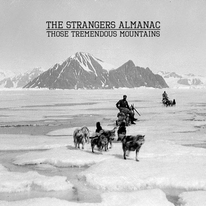 Those Tremendous Mountains cover art