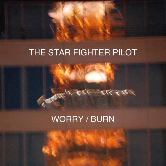 Worry / Burn cover art