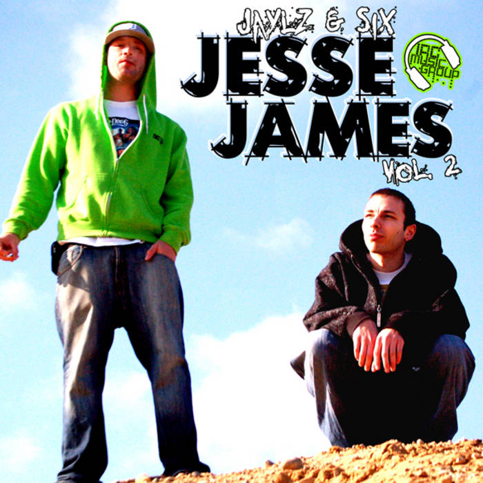 Jesse James, Vol. 2 cover art