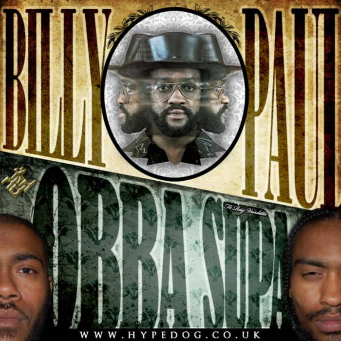 Obba Supa VS Billy Paul cover art