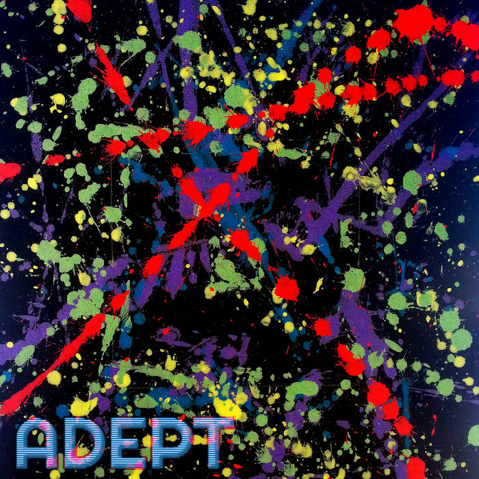 Adept cover art