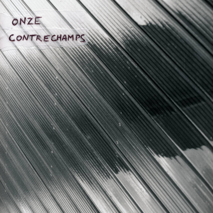 Contrechamps (EP) cover art