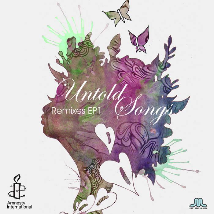 Untold Songs: Remixes EP1 cover art