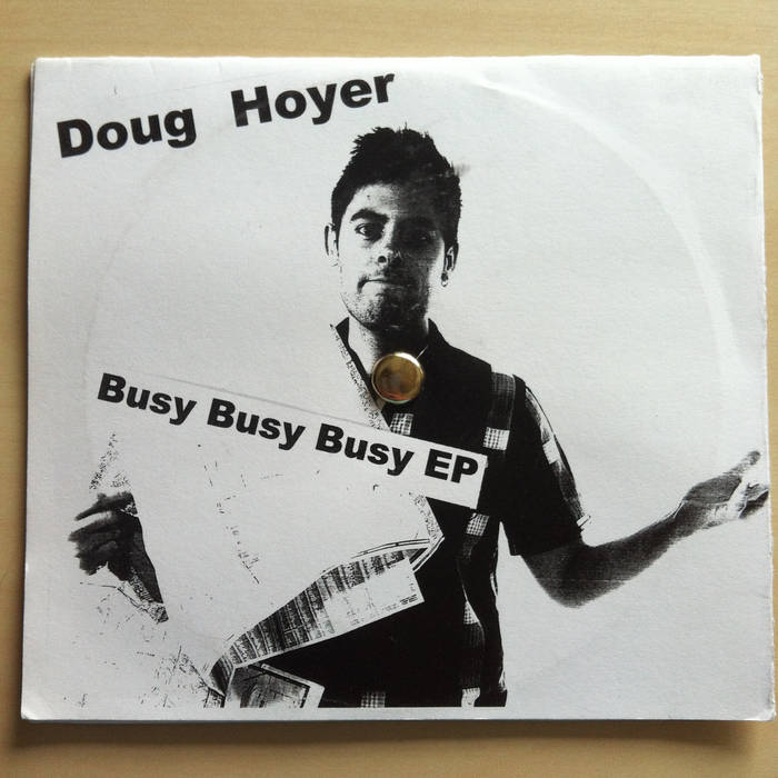 Busy Busy Busy EP cover art