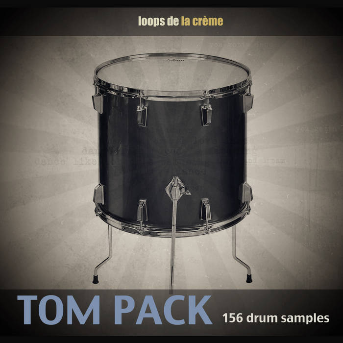 TOM PACK cover art