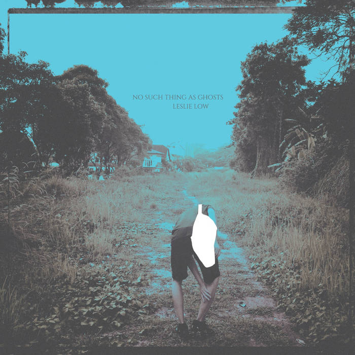 No such thing as ghosts cover art