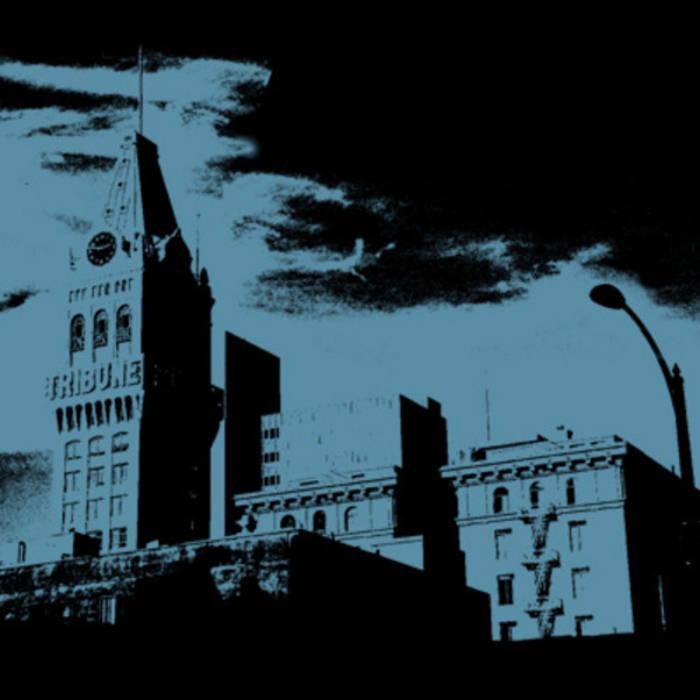 Presence EP cover art
